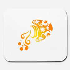 horoscope aquarius gift idea mouse pad