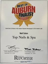 top nails spa