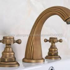 8 widespread antique brass brass 2