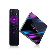 H96 max rk3318 4gb ram 32gb rom 5g wifi bluetooth 4.0 android 9.0 10.0 vp9  h.265 4k tv box support youtube 4k Sale - Banggood.com