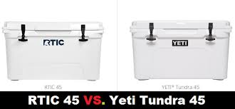 rtic vs yeti coolers which one is the