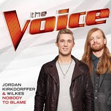 Nobody To Blame (The Voice Performance) - Jordan Kirkdorffer & WILKES |  Shazam
