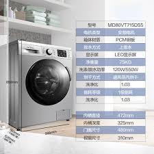Bảng mã lỗi máy giặt Midea lồng đứng, lồng ngang và cách sửa hiệu ...
