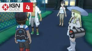 Trainer's School - Pokemon: Sun and Moon Walkthrough - IGN
