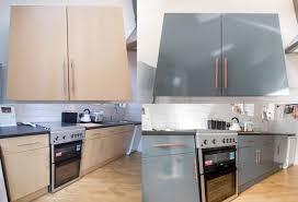 kitchen wrapping vinyls diy transform