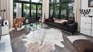 good quality cowhide rug