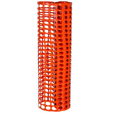 Plastic Security Fence 4 Ft X 50 Ft 14 Lb Nektra Canac