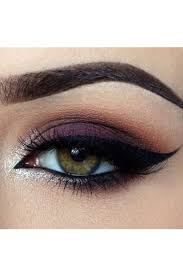eye makeup tips for a simple evening look