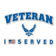 Usaf Veteran I Served Decal