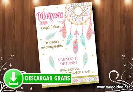 Tarjetas Atrapasuenos Para Imprimir Gratis Mega Idea