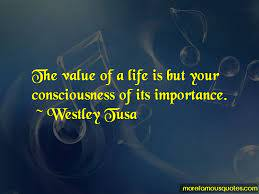 Westley Tusa quotes: top 3 famous quotes by Westley Tusa