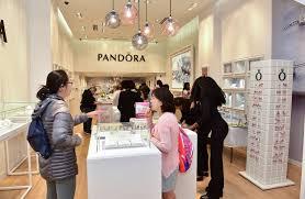 danish jewelry maker pandora stock