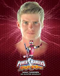 """Adam Tuominen on Twitter: """"Call to all @PowerRangers fans!! If you want to  see Hunter + Blake together in the flesh at a convention, like + retweet!  @JorgitoVargasJr… https://t.co/AOxpW4N1h2"""""""