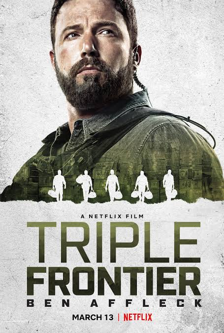 Triple Frontier (2019) WEB-DL 480p 720p 1080p Dual Audio (Hindi + English) DD5.1 | Netflix