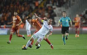 Antalyaspor 2-3 Galatasaray - Spor