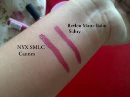 dupes nyx soft matte lip cream and