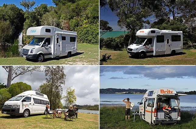 Passpod, Campervan, Liburan dengan Campervan, Campervan New Zealand