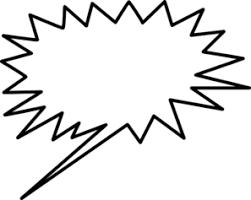 Calloutgrito Clip Art at Clker.com - vector clip art online ...