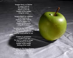 john lennon imagine apples 3000x2400
