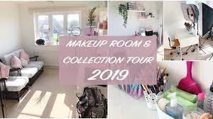 ikea makeup collection room tour 2019