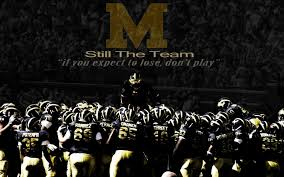 michigan wolverines football wallpapers