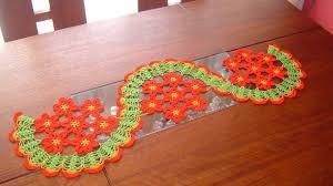 mesa de margaritas a crochet paso