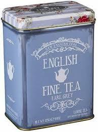loose leaf tea gift storage box caddy