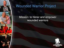wounded warrior project powerpoint