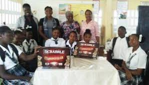 Caramel Secondary is first beneficiary of Yvonne Murray Scrabble ...
