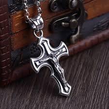 sterling silver celtic crucifix cross