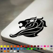 Leo Lion Zodiac Symbol Star Sign Vinyl Decal Sticker Laptop Car Wall Mirror Ebay