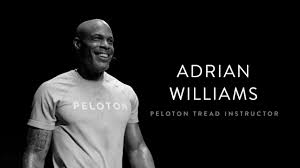 Peloton Tread Instructor | Adrian Williams - YouTube