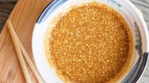sesame seed sauce recipe sauces dips