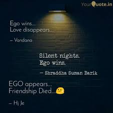 ego appears friendship quotes writings by hj je yourquote