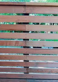 Horizontal Vs Vertical Fence Boards Handyguy