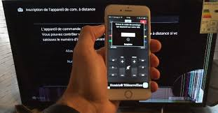 how to control tv with iphone sony