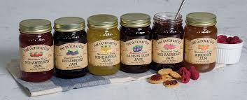 homemade jams jelly the dutch