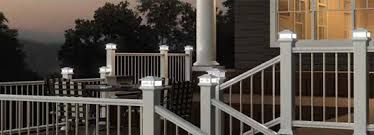 5x5 Solar Deck Lighting For 5 Inch Posts