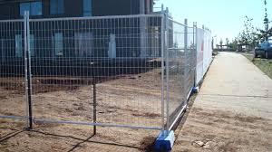 Temporary Fence Ideas Kingcats Fence Com