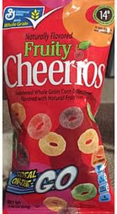 general mills fruity cheerios 24 g