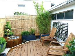 Apartment Patio Privacy Balcony Charming Regarding Fence Plans Above Ground Pool Hot Tub Home Elements And Style Screens French Door Front Porch Chain Link Cage Privac Crismatec Com