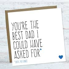 Funny Father S Day Card Birthday Card For Dad Funny Dad Etsy Dad Birthday Card Dad Cards Funny Fathers Day Card