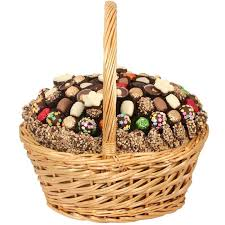 chocolate truffle gift basket non