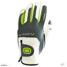 fle fit tech leather lh golf glove