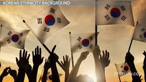 south korea ethnic groups video