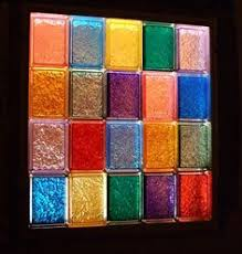 30 best quality glass block color
