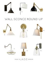 low profile wall sconce wall sconces