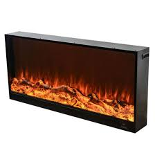 heater electric wall fireplace