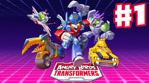 Angry Birds Transformers Hack New Update 2015: Angry Birds Transformers Hack  New Update 2015