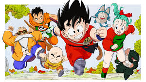 wallpaper dragon ball clic anime